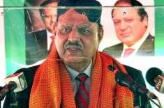 سابق صدر مملکت ممنون حسین 23دسمبرکو 79 برس کے ہو جائیںگے