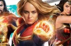 سپر ہیرو سائنس فکشن فلم 'کیپٹن مارول' کی نئی جھلکیاں جاری کردی گئیں
