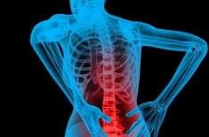 ڈپریشن سے کمرکے نچلے حصے میں درد کے مرض میں اضافہ