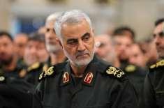ایران کی بہ دولت بشار الاسد عربوں کا ہیرو بن گیا، قاسم سلیمانی