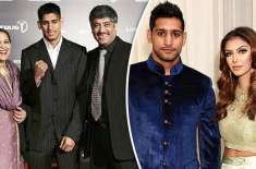 Amir Khan's parents say boxer hasn't spoken to them for six months
