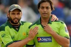 shoaib akhtar come forward in favour of afridi,s claims in his book