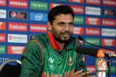 دورہ پاکستان کی حمایت کرنے والا پہلا بنگلہ دیشی کھلاڑی سامنے آ گیا