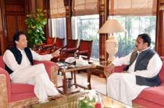 وزیراعظم کی وزیراعلیٰ پنجاب سے ملاقات