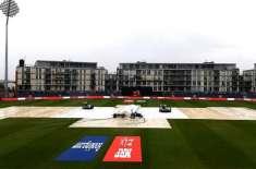 پاکستان، نیوزی لینڈ میچ سے قبل برسٹل کا موسم بگڑ گیا، موسلا دھار بارش ..