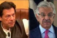 عدم اعتماد آیا تو خواجہ آصف عمران خان کے حق میں ووٹ دیں گے