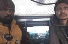 بہاولپور سے دو بھارتی شہریوں کو گرفتار کر لیا گیا
