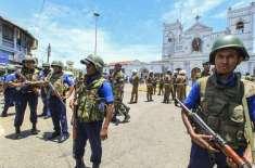 سری لنکا ، پہلی مرتبہ فوجی آفیسر انٹیلی جنس ادارے کا سربراہ نامزد