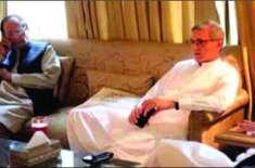 حکومتی اتحادیوں کا مولانا فضل الرحمان کے آزادی مارچ پر تشویش کا اظہار