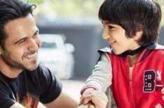 عمران ہا شمی کا اپنے بیٹے ایان کا کینسر سے چھٹکارے پر اپنے شائقین کو ..