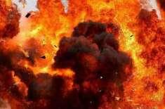 سعودی عرب کی آئل فیلڈ پر دہشت گرد حملہ