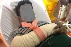طائف: غیر مُلکی کارکن گھر بیٹھے بیٹھے حادثے کا شکار ہو گیا