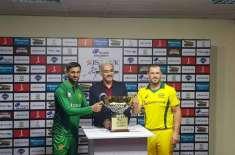 پاکستان کرکٹ ٹیم کی نئی کٹ پیش کر دی گئی