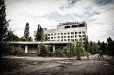 یوکرین نے چرنوبل ری ایکٹر کے کنٹرول روم کو سیاحوں کے لیے کھول دیا