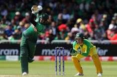 382 رنز کے ہدف کے تعاقب میں بنگلہ دیش کی جانب سے بھرپور مقابلہ، تاہم آسٹریلیا ..
