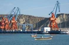 گوادر بندرگاہ کی گزشتہ تین سال کی آمدنی کا 91فیصد روپیہ چین کے حصے میں ..