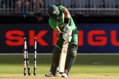 Australia beat Pakistan in the third T20 and won the series The Kangaroos achieved the modest target of 107 runs without ..
