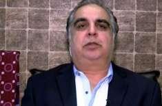 گورنر سندھ عمران اسماعیل نے آزاد کشمیر سے متعلق متنازع ٹویٹ کردیا