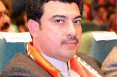 مولانا فضل الرحمن کے دھرنے سے حکومت مضبوط ہوئی، صوبائی وزیر محنت