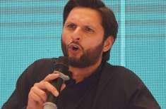 shahid afridi ask sindh government to resign amid karachi rain