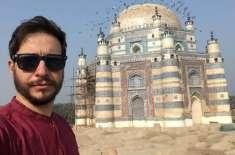 پاکستانی تاریخ و ثقافت سے متاثر اطالوی فنکار نے دنیا کے سامنے پاکستان ..