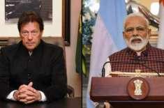 عمران خان کا بی جے پی کے بارے میں بیان 'ریورس سونگ' ہے، بھارتی وزیراعظم