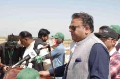 پاکستان سرسبز مستقبل کی جانب گامزن ہے جبکہ کسی بھی ملک میں جنگلات انسانی ..