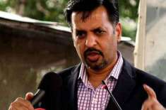 کراچی کے عوام کو عمران خان سے اب کسی قسم کی کوئی امید نہیں رہی، مصطفی ..