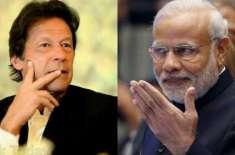 انتخابات جیتنے کے فوری بعد نریندر مودی کا وزیراعظم عمران خان کیلئے ..