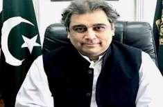وفاقی وزیر علی زیدی کی امریکی حکام سے ملاقاتیں ،