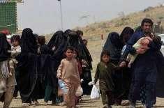 افغانستان نے متاثرین وزیرستان کو پاکستان واپس آنے سے روک دیا