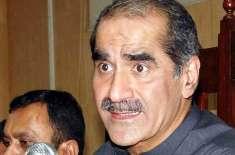 احتساب عدالت نے خواجہ سعد رفیق کا 7 روزہ راہداری ریمانڈ منظور کر لیا