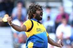سری لنکن فاسٹ بولر لیستھ ملینگا 26 جولائی کو اپنا آخری ون ڈے میچ کھیلیں ..