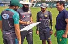 سرفراز احمد کو قومی کرکٹ ٹیم کی کپتانی سے ہٹانے کا حتمی فیصلہ