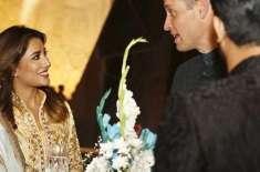 شاہی مہمانوں سے ملنا بڑا اعزاز تھا،ولیم اصل میں پرنس چارمنگ ہیں، مہوش ..