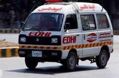 لاہور،40 سالہ نامعلوم شخص کی لاش برآمد