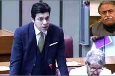 """فیصل واوڈا نے مولا بخش چانڈیو کو""""بے بی"""" کا خطاب دے دیا"""