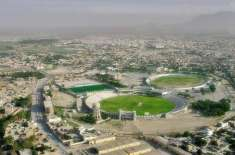 پاکستان کرکٹ بورڈ کا وفد آئندہ ہفتے  بگٹی اسٹیڈیم کا دورہ کرے گا