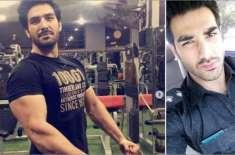 کراچی کے پُر کشش پولیس افسر سعد بلوچ نے سوشل میڈیا صارفین کی توجہ حاصل ..