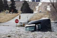 وسطی امریکا کو 50 سال کے بدترین سیلاب کا سامنا،کئی علاقے ڈوب گئے
