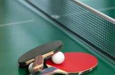قائداعظم انٹرڈویژنل ٹیبل ٹینس، ویٹ لفٹنگ اورپاورلفٹنگ چیمپئن شپ ، ..