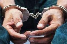 فیصل آباد پولیس کا شراب فروشوں کے خلاف کریک ڈائون ، 24گھنٹوں کے دوران ..