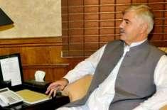 وزیراعلیٰ خیبرپختونخوا محمود خان کی زیر صدارت پولیو سے متعلق ہنگامی ..