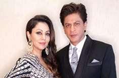 شاہ رخ تیار ہونے میں مجھ سے بھی زیادہ وقت لگاتے ہیں'اہلیہ گوری خان ..