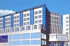 کراچی میں ننھی نشوا کو موت کے منہ میں دھکیلنے والے دارالصحت ہسپتال ..