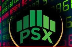پاکستان اسٹاک مارکیٹ میں 101.58 پوائنٹس کی مندی، 40200 کی حد گر گئی