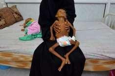رواں برس کے آخر تک دس ملین یمنی موت کے منہ میں چلے جائیں گے
