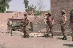 پاک فوج کی چیک پوسٹ پر حملے کی منصوبہ بندی کئی روز قبل کی گئی تھی
