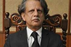 جسٹس ریٹائرڈ عظمت سعید براڈ شیٹ انکوائری کمیشن کے سربراہ مقرر
