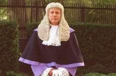 برطانوی جیوری سروس نے مقدمہ سننے والے جج کو جیوری میں  شامل ہونے  اور ..